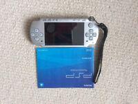 PSP Slim&Lite 2003 - Ice Silver