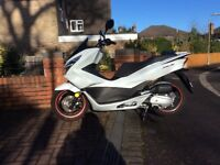 Honda PCX125 WW125EX2HE (17MY) in White