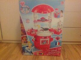 Disney Princess Kitchen - Brand New/In Original Box and Unopened