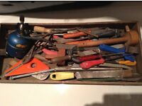 Big selection of Tools