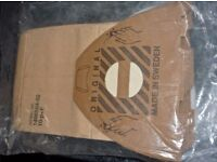 Vacuum cleaner bags to fit Hip Vac and other models