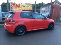 Volkswagen Golf R 2..0 turbo 2012 one owner 40000 fsh long mot mint car fully serviced may px
