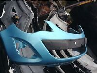 VAUXHALL CORSA D FRONT BUMPER FOR SALE 2011 ONWARDS 4