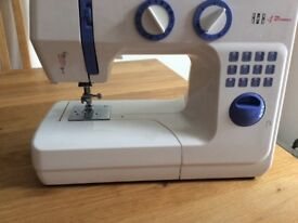 Free for parts or repair, Bush 988 sewing machine