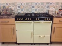 STOVES NEWHOME GAS RANGE COOKER 100cm