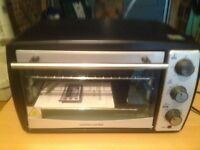 Electric oven, table top size.