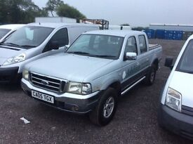 Ford ranger 4x4 2005 mot October