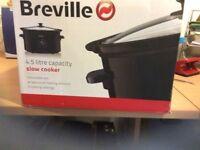 Breville Slow Cooker 4.5 L