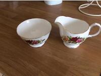 English bone china