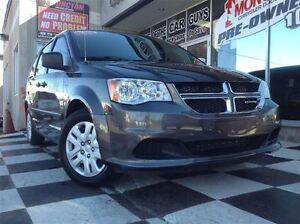 2015 Dodge Grand Caravan SE/SXT 7 Seater w/ Cruise