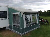 Dorema Caravan Porch Awning 8'x6'