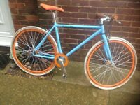Adults Fixie/Single Speed Flip/Flop Cycle