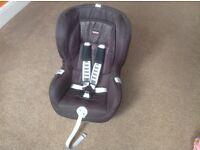 Britax Isofix Duo Plus Black Thunder Child's Car Seat