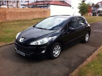 Peugeot 308 1.6 VTi S 5dr, p/x welcome TRADE SALE