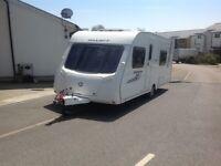 Swift Charisma 550 / 2011 4 berth Caravan