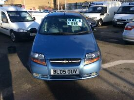 Chevrolet kalos 1.2cc only £850