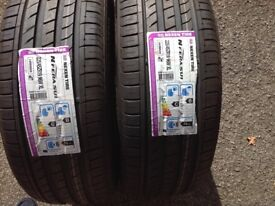 Brand New Car Tyres / Nexen FERA SU1