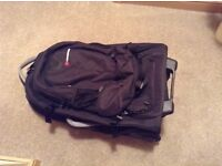 Caribee Travel backpack and day bag suitable for the traveller. Lightweight with wheels.
