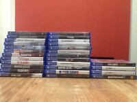 Ps4 Games and headset
