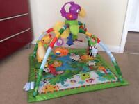 Fisher Price Baby Play Mat Gym - Excellent Condition