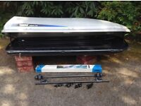 THULE Alpine 700 roof box and load carriers