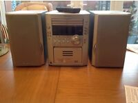 Sharp XL-HP500 stereo system