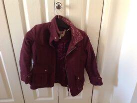 Jules girls jacket