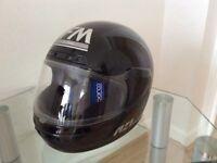 Black FM Helmet