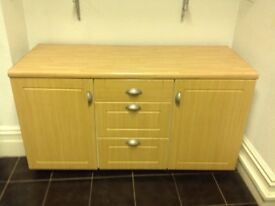 Side board - cabinet free for collection