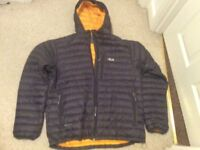 Rab Men's microlight down jacket size XL great condition