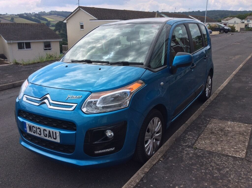 2013 13 citroen c3 picasso 1 6 hdi vtr in dawlish devon gumtree. Black Bedroom Furniture Sets. Home Design Ideas