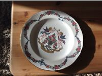 VARIOUS PICES OF COLLECTABLE CHINA ,IN MINT CONDITION