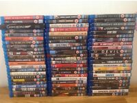 Blu Ray Films £3 Each