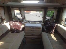 Sterling Diamond Elite 2012 Touring Caravan. Excellent Condition