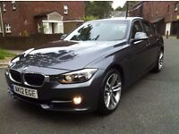 BMW 3 SERIES 320d Sport 4dr auto full service history hpi clear p/x welcome 2012 REG