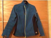 Icelandic soft shell jacket