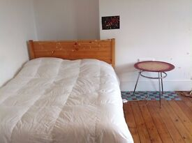 Huge double room for single person - short term - wood green