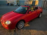 2004 MG MGF £350 ono. no mot cheap for speedy sale!