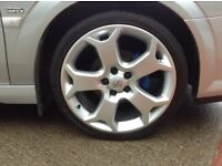 "FOR SALE SET OF 19 "" VAUXHALL SNOWFLAKE ALLOY WHEELS *PRICE REDUCED*"
