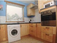 Two bedroom ground floor flat for rent in desirable area of Ralston