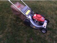 "Honda Lawnflite pro 21"" petrol self driven lawnmower"