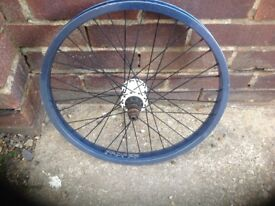 Aluminium Proper BMX Rear Wheel 9t
