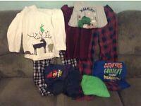 Boy's pajamas sets