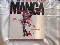 Manga Art Book