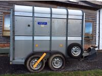 Ifor Williams TA5 8x5 Livestock Trailer