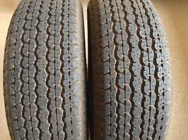 Bridgestone Dueler 689 H/T 215/65 R16