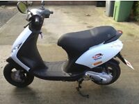 Great first moped, low mileage, serviced in October