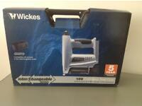 Wickes Professional cordless nail gun