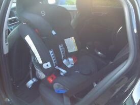 Britax Multi-Tech II Rear Facing Car Seat (9-25kg)