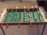 Table football game